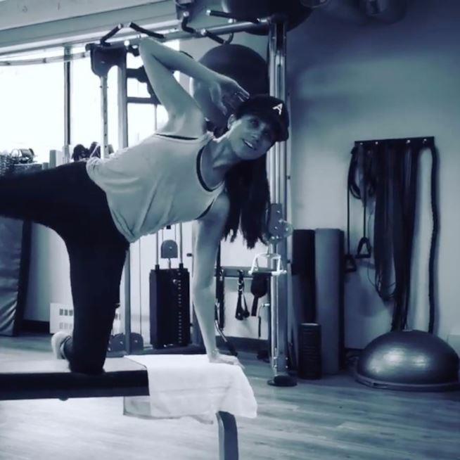 Gli esercizi a corpo libero di Meghan Markle