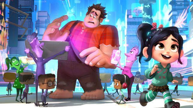 Ralph spacca internet: il trailer del film Disney