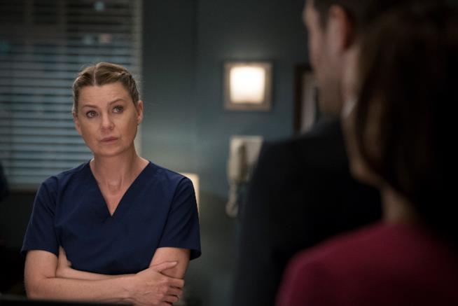 Ellen Pompeo, la Meredith di Grey's Anatomy