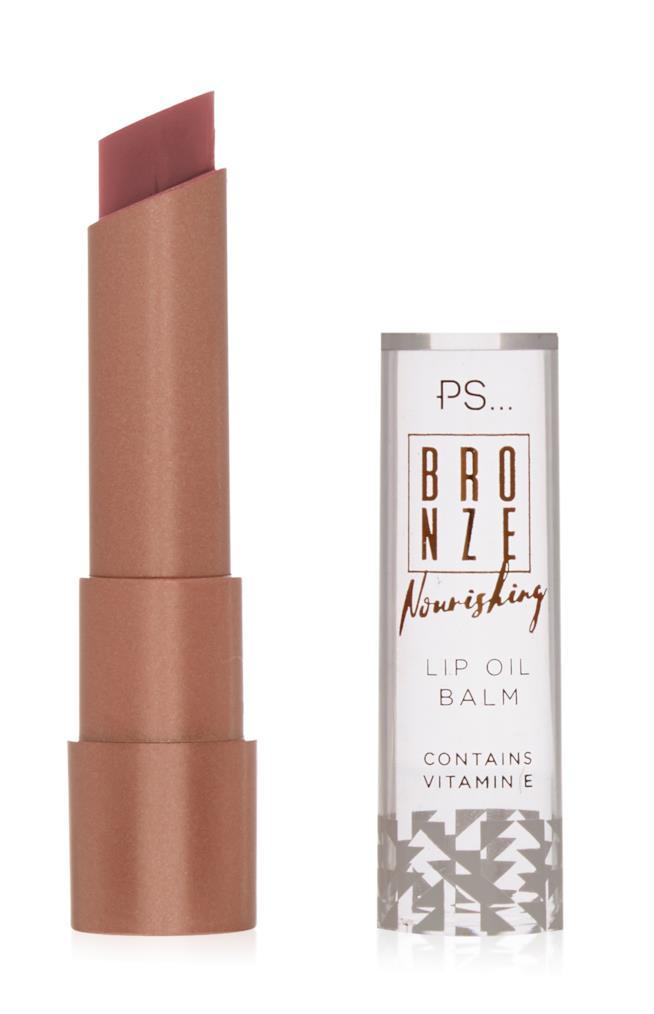 PS... Bronze Lip Balm Oil Primark