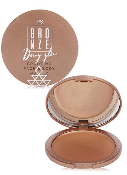 PS… Dewy Glow Bronzing Face and Body Butter Primark