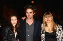 Kristen Stewart, Robert Pattinson e Catherine Hardwicke al Rome Film Fest