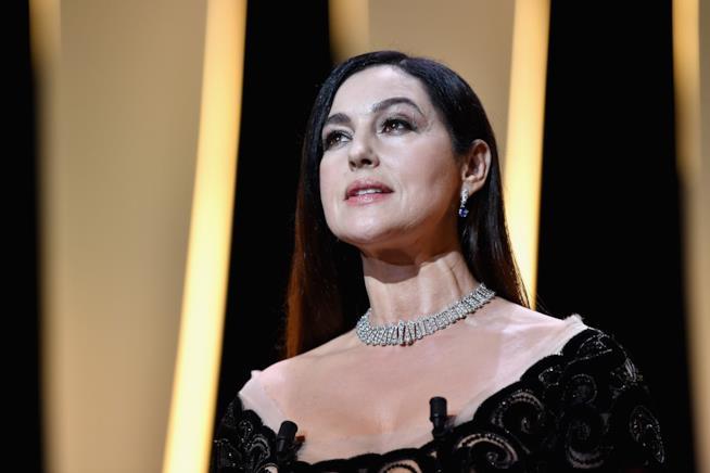 Monica Bellucci difende Tornatore