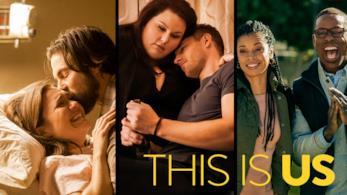 Il poster della serie TV This is Us