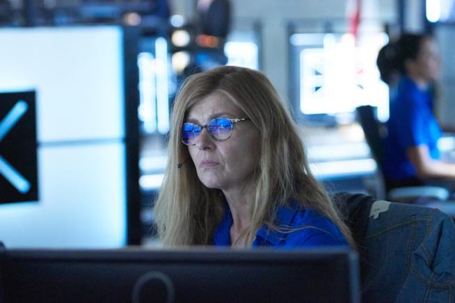 9-1-1: un'immagine di Abby nel primo episodio
