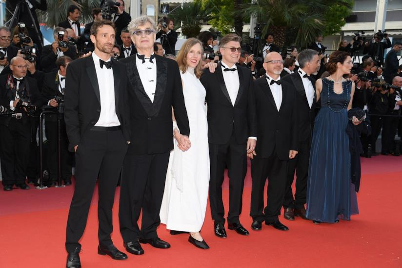 Wim Wenders a Cannes 2018