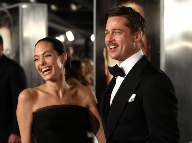 Brad e Angelina: aria di pace? Il divorzio è stato bloccato
