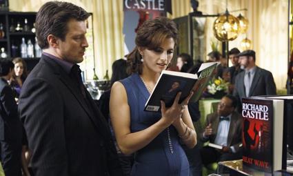 Castle: Richard e Kate in un'immagine