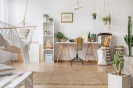Tante idee e ispirazioni su come arredare la casa in stile bohemian rendendola unica