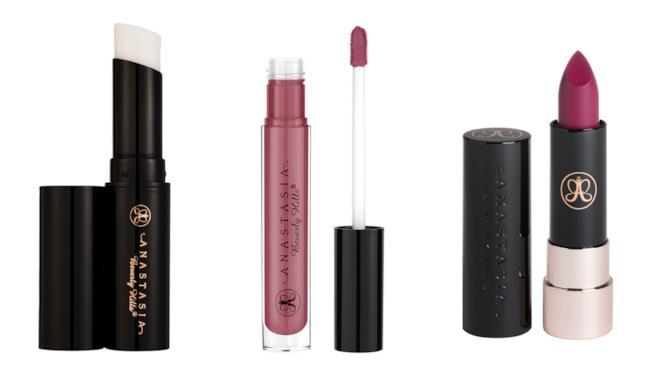 I prodotti per il trucco labbra di Anastasia Beverly Hills