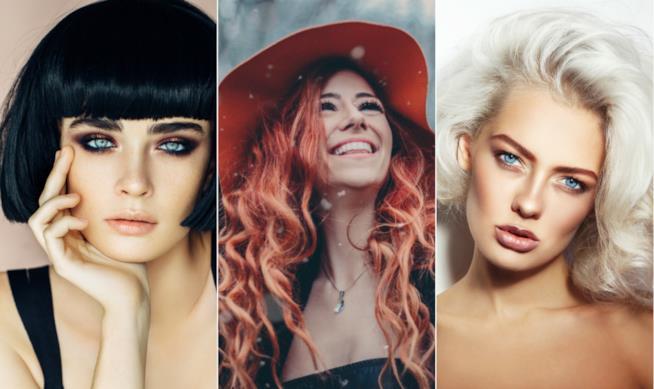 Trend Hair I Cinque Colori Di Capelli Di Moda Nel 2019