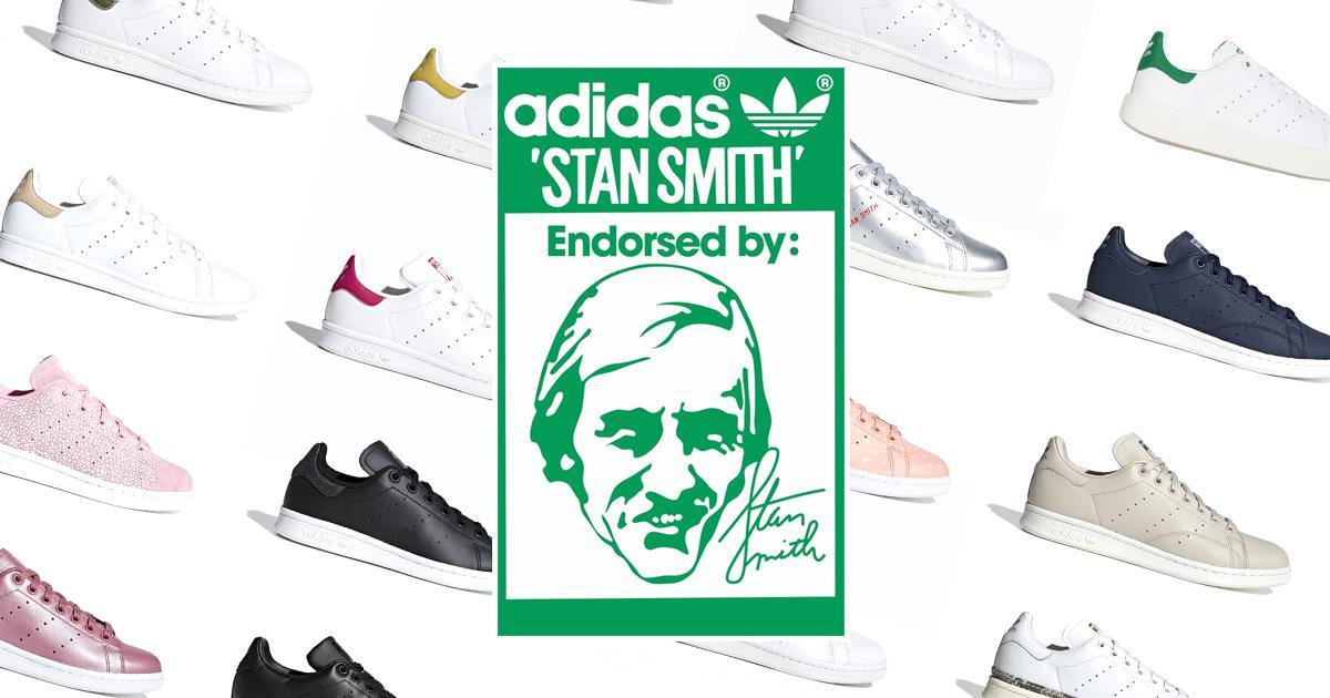 Adidas Stan Smith: tutto quello che c'è da sapere sulle