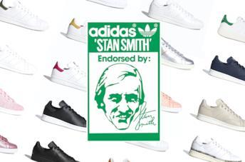Tutte le edizioni e varianti dell'Adidas Stan Smith