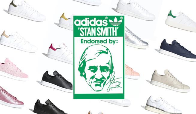 buy online b37b1 01e4f Tutte le edizioni e varianti dell Adidas Stan Smith