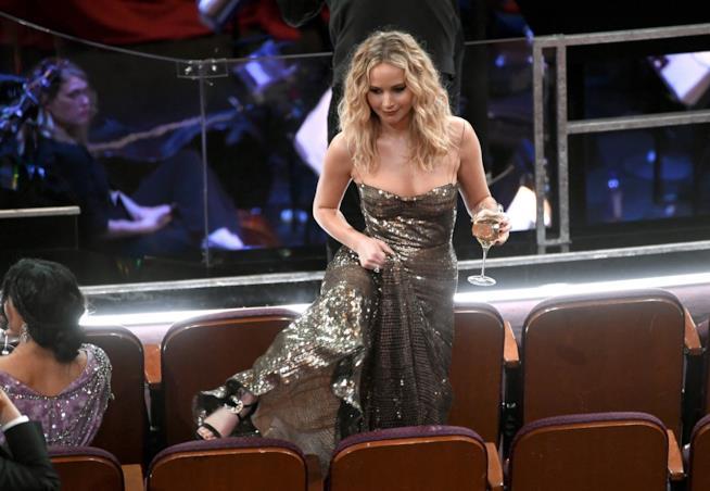 Jennifer Lawrence ai Premi Oscar 2018