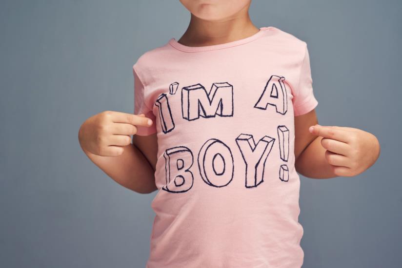 Disforia di genere nei bambini