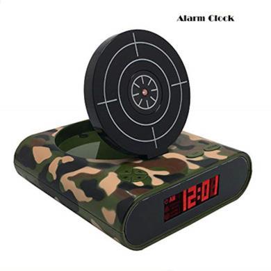 ZKKAW Creative Alarm Clock