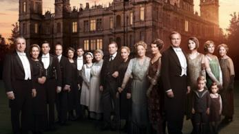 I personaggi della serie Downton Abbey