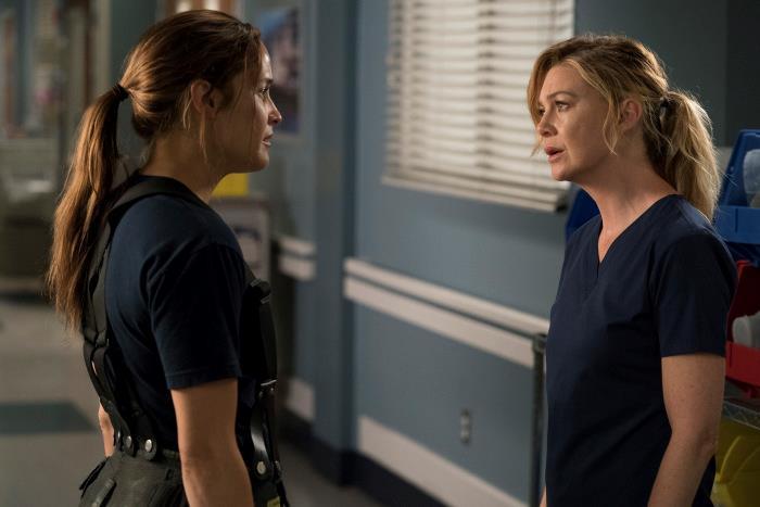 Ellen Pompeo nello spinoff di Grey's Anatomy