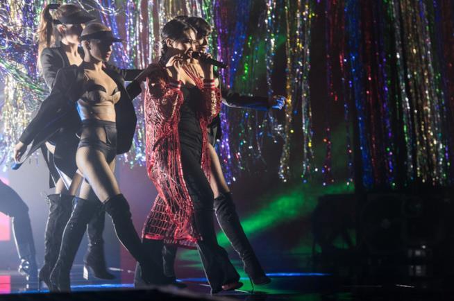 Camile Cabaltera X Factor Italia