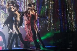 Camile Cabaltera sul palco di X Factor 2017