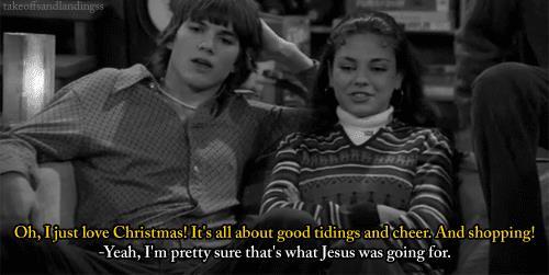 Mila Kunis e Ashton Kutcher parlano del Natale