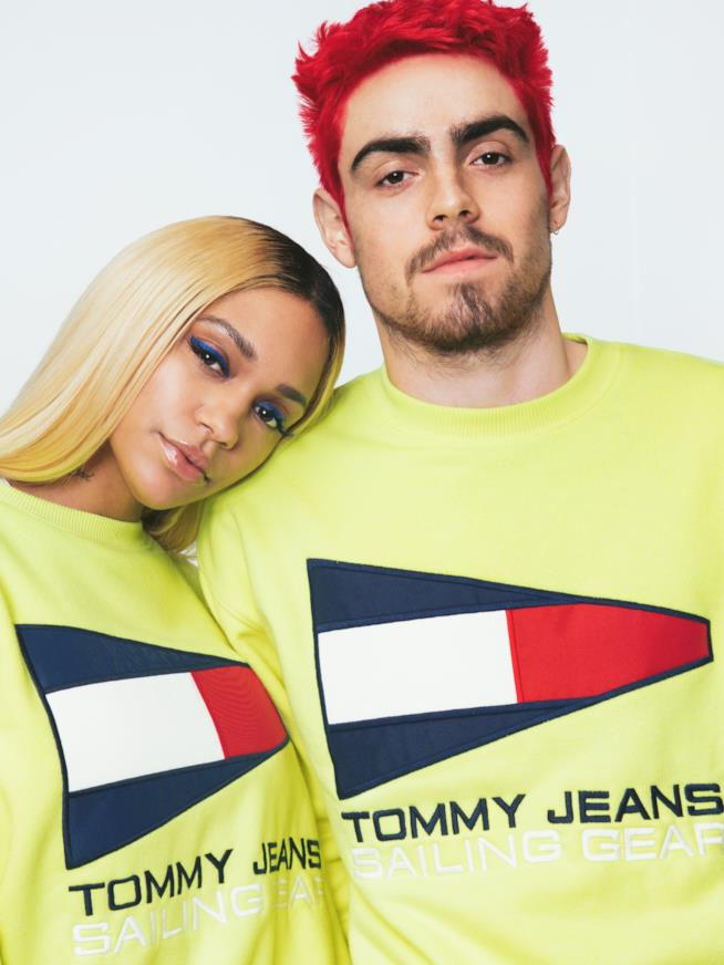 Collezione Tommy Jeans Spring 2018