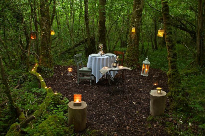 Elopement Wedding mete top celebrity: Irlanda