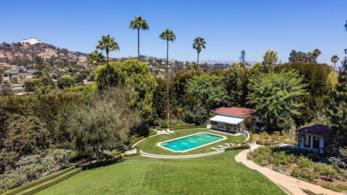 La nuova e lussuosa villa di Angelina Jolie a Los Angeles