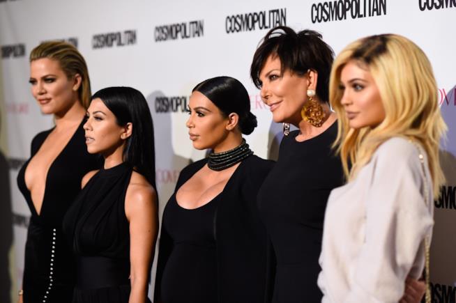 Le donne della famiglia Kardashian