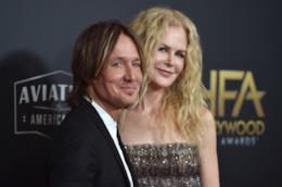 Keith Urban e Nicole Kidman