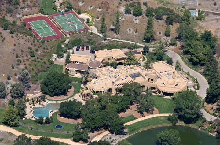 La villa di Will Smith