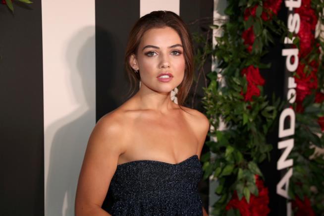 L'attrice di The Originals Danielle Campbell
