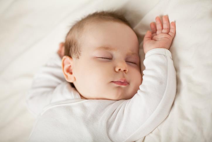 Sonno di un neonato tranquillo