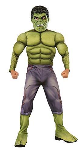 Hulk Deluxe -Costume bambini
