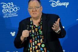 Un'immagine di John Lasseter