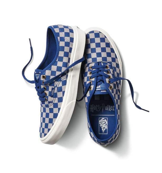 Hufflepuff Slip-on Vans x Harry Potter sneakers
