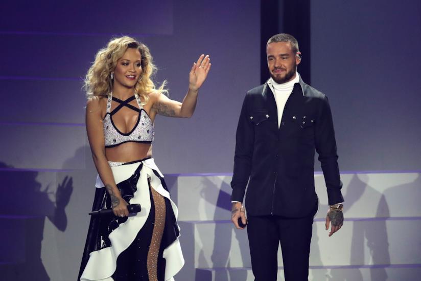 Rita Ora e Liam Payne