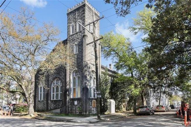 La chiesa che Beyoncé ha comprato a New Orleans