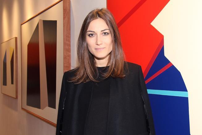 Giorgia Tordini fashion designer