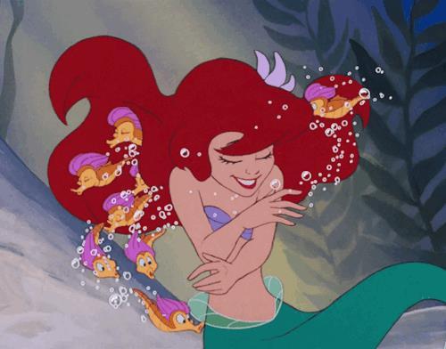 Un estratto del Classico Disney La Sirenetta