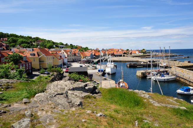 mete più rilassanti del mondo: Bornholm, Danimarca