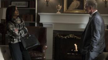 Olivia Pope e Cyrus Beene