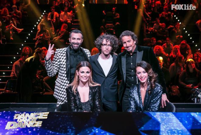 Il cast della nuova edizione di Dance Dance Dance