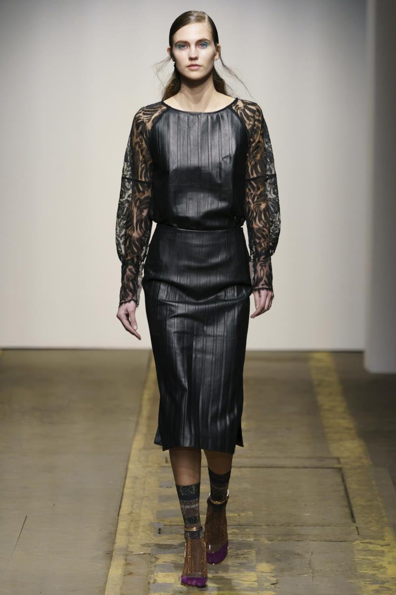 Sfilata MORFOSIS Collezione Alta moda Autunno Inverno 19/20 Roma - 3