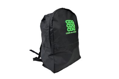 FLUORESCENT PRINTED BACK PACK