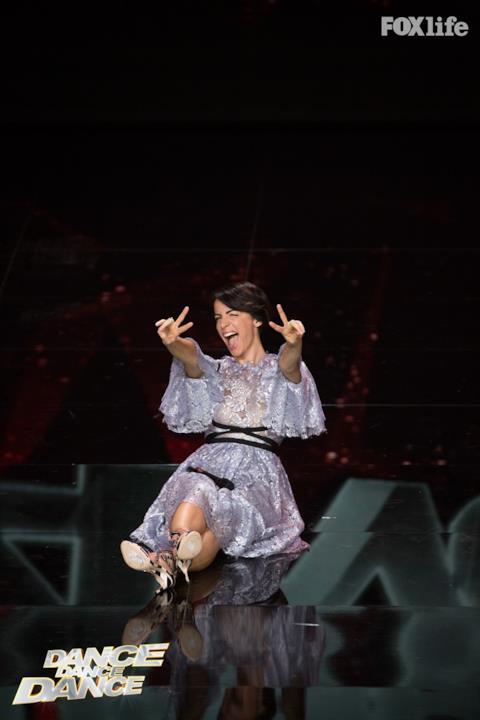 Dance Dance Dance 2 Puntata 4 Andrea Delogu