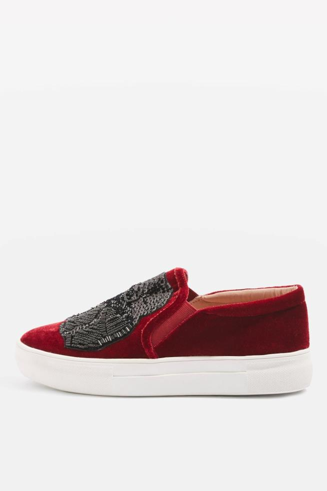Sneakers Topshop per Natale