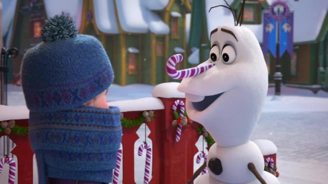 Olaf's Frozen Adventure, piccole anteprime delle canzoni!