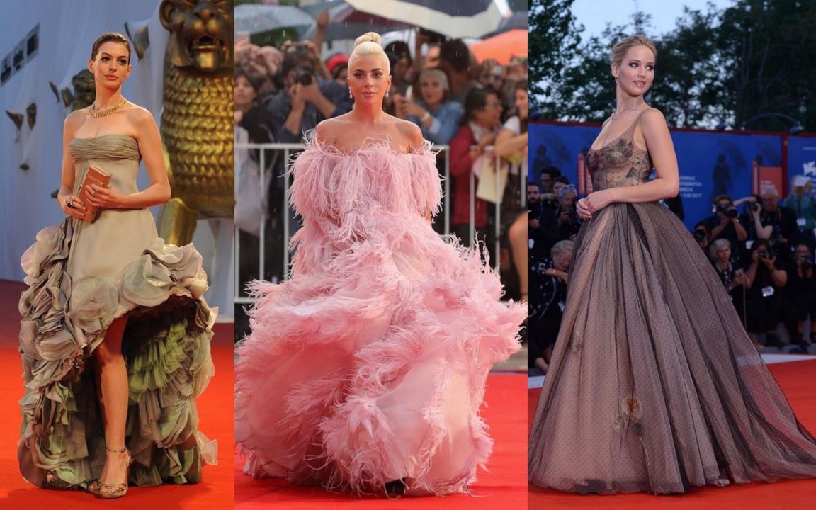 Alcuni dei migliori look del Festival del Cinema di Venezia